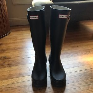 Original Tall Hunter Rain Boot